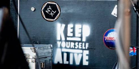 KEEP YOURSELF ALIVE